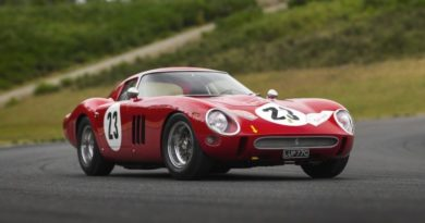 В США Ferrari 250 GTO продали за $48,4 млн