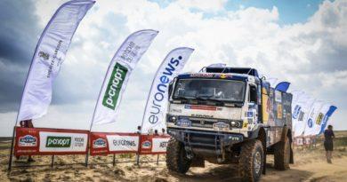 Андрей Каргинов – вторая победа на этапах ралли «Шелковый путь 2018»