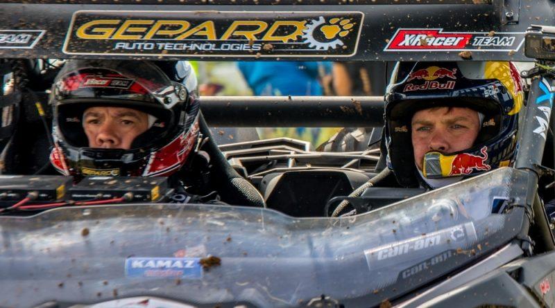 Эдуард Николаев и Дмитрий Свистунов приняли участие во II этапе Открытой внедорожной квадросерии Can-Am X Race