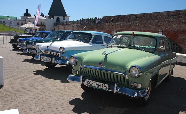 Десять самых популярных марок автомобилей у жителей Татарстана