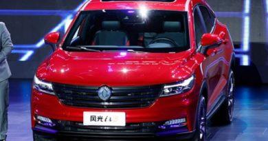 Китайский конкурент BMW X4 дебютирует на моторшоу в Чэнду