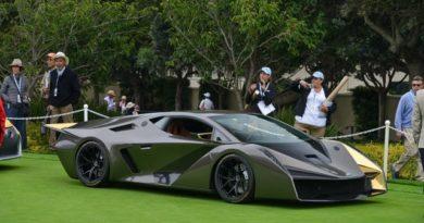 Salaff C2 - новый суперкар на базе Lamborghini