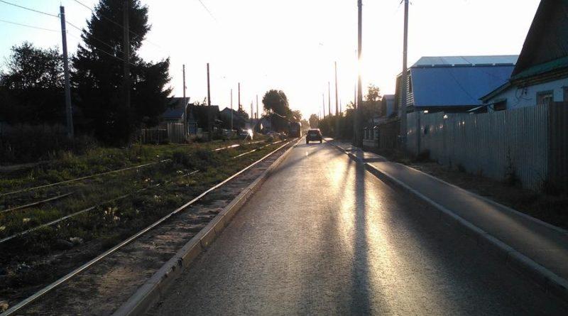 В Казани завершили ремонт улицы Айдарова