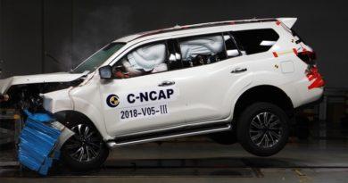 Новости краш-тестов: в Китае разбили рамный внедорожник Nissan, в Индии — компактный кроссовер Suzuki