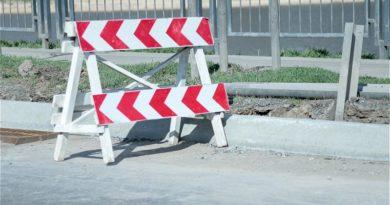 В Казани из-за строительства парковки перекрыли движение по улице Подлужная