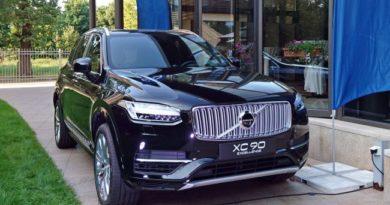 Volvo меняет дизель на электричество