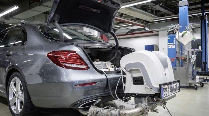 Еврокомиссия начала расследование в отношении BMW, Daimler и Volkswagen