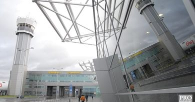 В Казани реконструируют дорогу к аэропорту