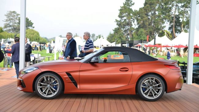 Почему новый BMW Z4 без механической коробки передач