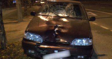 На Горьковском шоссе женщина на «четырнадцатой» насмерть сбила мужчину и уехала