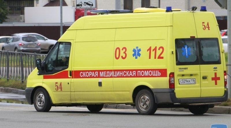 В Татарстане иномарка насмерть сбила идущего по трассе пешехода