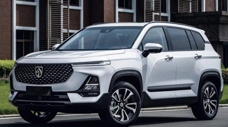 General Motors выпустил для Китая бюджетный кроссовер с очень брутальным дизайном