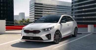 В Париже дебютирует KIA Ceed GT нового поколения