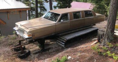 Пятничная подборка интересных видеороликов: Cadillac на все случаи жизни