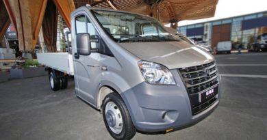 ГАЗ представил обновленную версию «ГАЗели Next» — с турбодизелем Volkswagen и 6-ступенчатой КП