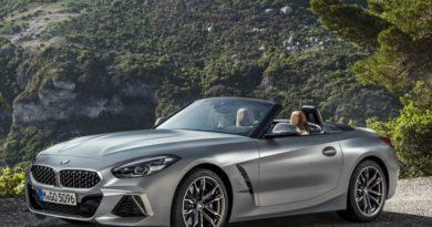 Родстер BMW Z4 в России: от 3,19 млн рублей