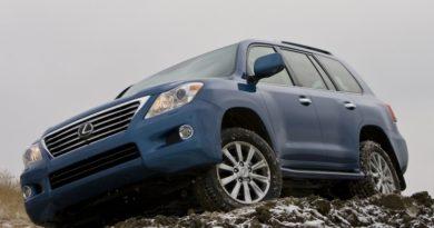 Lexus коррумпированного губернатора Сахалина продали с третьей попытки