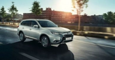 Mitsubishi объявил новые цены на модернизированный кроссовер Outlander
