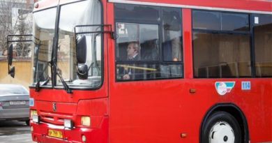 В Казани возобновили движение одного из автобусных маршрутов