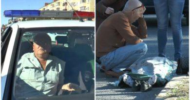 Пенсионер на Mitsubishi, насмерть сбивший маму и ребенка в Казани: «Я отвернулся...»