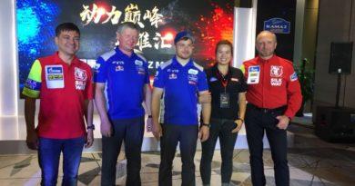Технические проверки в городе Сиань успешно пройдены