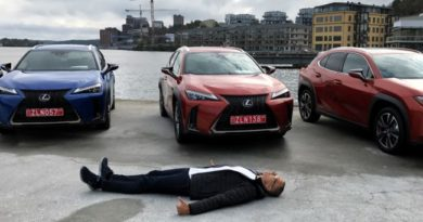 Lexus UX - Тест драйв и Отзывы