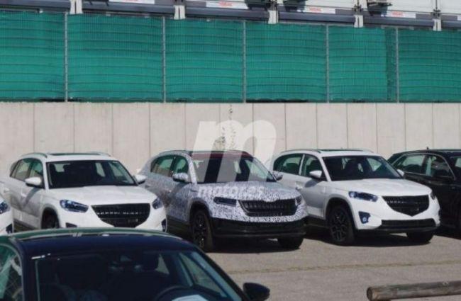 На европейский рынок выводят купеобразный Skoda Kodiaq GT