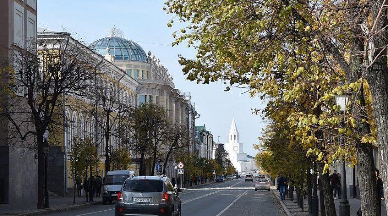 В Казани перекроют улицу Кремлевскую из-за съемок сериала