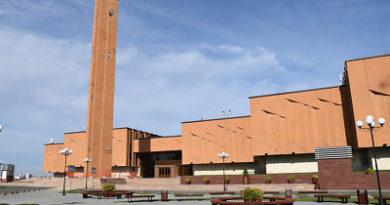 Президент Татарстана осмотрел обновленный сквер и склон у НКЦ «Казань»