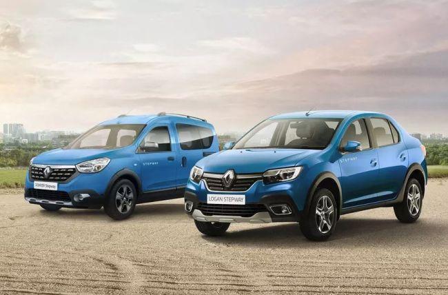 Renault назвал цену на внедорожные версии Logan и Sandero