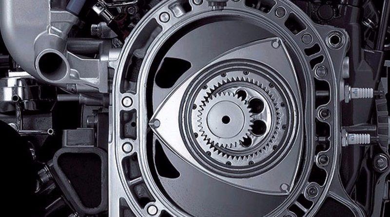 Официально: Mazda возвращается к выпуску роторных двигателей