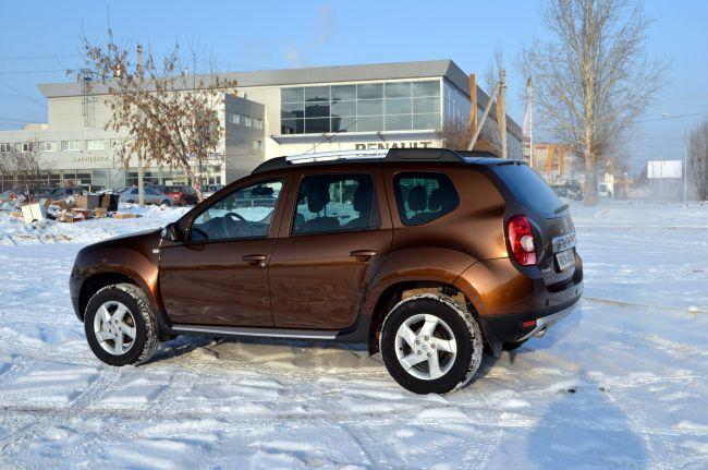 Названы автомобили, подходящие для Сибири