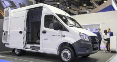ГАЗ представил «ГАЗель Next» с 3,0-литровым четырехцилиндровым мотором
