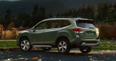 Обновленный Subaru Forester протестировали в Грузии