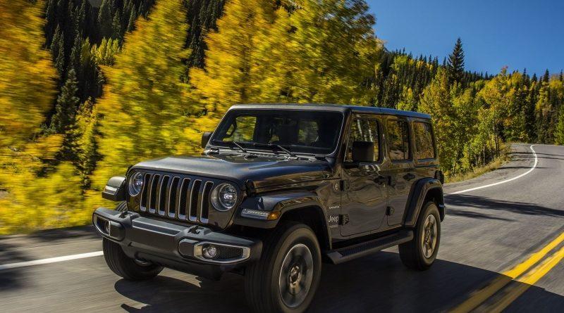 Jeep готовится отзывать новые Wrangler: плохо сварили рамы