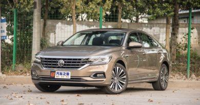 Новый Volkswagen Passat для китайцев и американцев: длина — почти 5 метров!