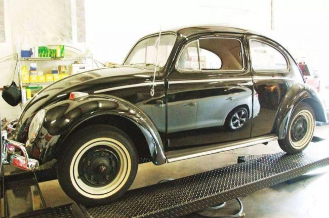 Volkswagen «Жук» 1964 года выставлен на продажу за 1 млн долларов