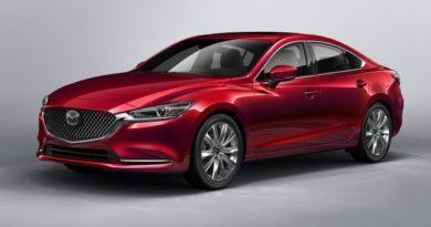 В России из-за опасных эйрбэгов отзывают более 20 тысяч Mazda 6