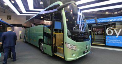 Фоторепортаж: международная автобусная выставка Busworld-2018 в Москве