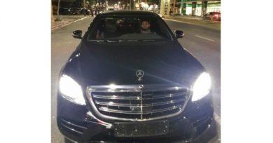 Рамзан Кадыров подарил Хабибу Нурмагомедову Mercedes-Benz S-Class