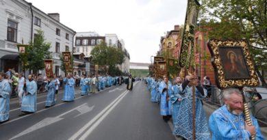 В Казани перекроют центр города из-за крестного хода