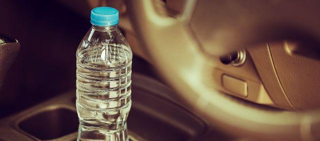 Британские ученые: испытывающие жажду за рулем так же опасны, как и пьяные водители