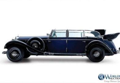Mercedes-Benz 770K Grosser Адольфа Гитлера будет выставлен на аукцион
