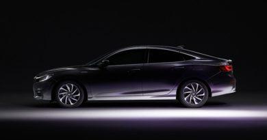Honda анонсировала новый Insight для японского рынка