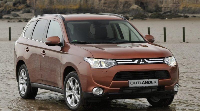 63 тысячи Mitsubishi Outlander отзывают в РФ из-за проблем с проводкой
