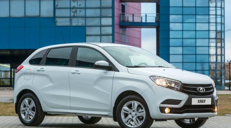 «АвтоВАЗ» начал продажи Lada XRAY в ультрабюджетной комплектации