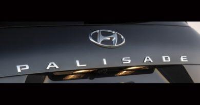 Флагманский кроссовер Hyundai получил наименование Palisade
