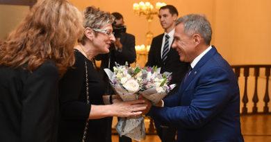 Минниханов заявил о большом интересе чешского бизнеса к сотрудничеству с Татарстаном