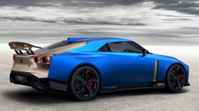 Nissan выпустил юбилейный GT-R50 ограниченным тиражом