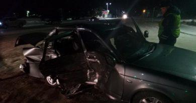 В Татарстане молодая мать погибла в столкновении трех автомобилей